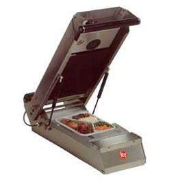 Пристрій для запаювання пластикових контейнерів HB-4