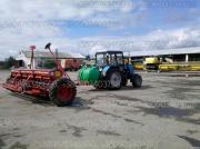 Модернизация сельскохозяйственной техники под внесение ЖКУ, КАС, Герби