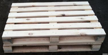 Поддон деревянный транспортный 1200 х 800