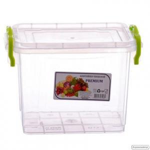 Пищевые пластиковые контейнеры - Хозтовары оптом - arti-box.com