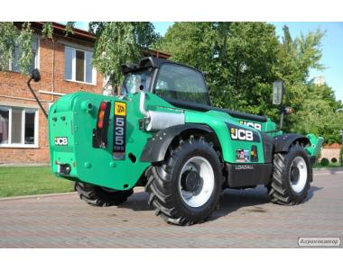 JCB 535/125 Hi-Viz (телескопічний)