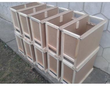ящики для тронспортування пчел