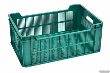 Ящик раскладной пластиковый (488х355х235), 15кг