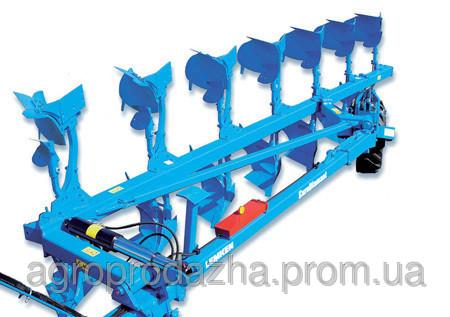 Полунавесной оборотный плуг EuroDiamant 10 7+1 L 100