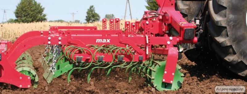 Агрегат передпосівного обробітку MAX SX