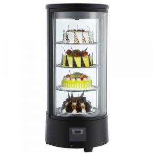 Витрина холодильная EWT INOX RTC-72L (БН)