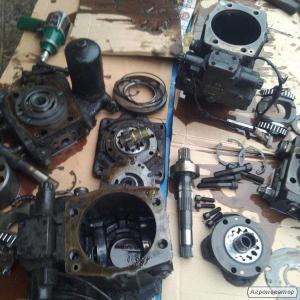 Ремонт гидромотора Linde HMV-02