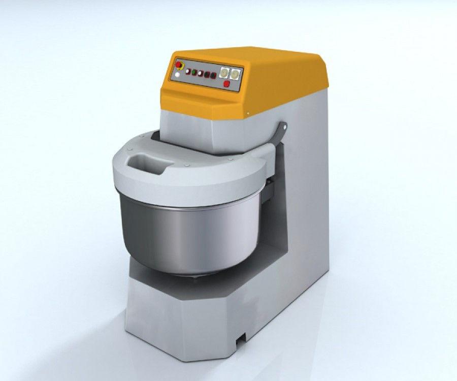 SP 130K Спиральная тестомесильная машина