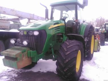 Трактор колесный JOHN DEERE 7720 Джон Дир
