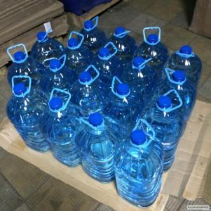 Спирт пищевой зерновой 96,6% Люкс от 5 литров