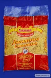 Оптовий продаж макаронних виробів