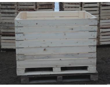 Контейнер деревянный