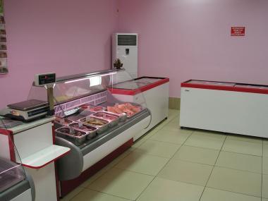 Холодильна вітрина Таїр 1,2 1,5 1,8 МХМ