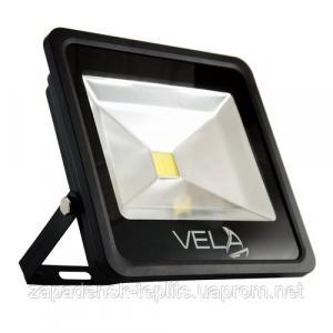 Світлодіодний прожектор Vela LED 100Вт 6500К 9200Лм, IP65