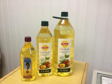 Продам высоко-олеиновое подсолнечное масло