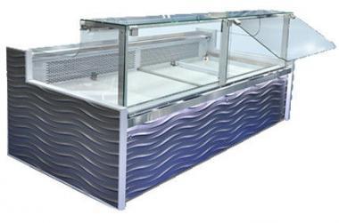 Холодильная витрина Миссури А 1.3 ПВХС