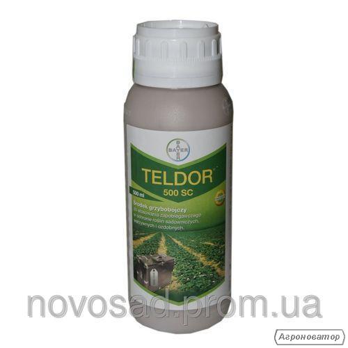 Teldor 500 SC (Тельдор) 0,5л - контактный фунгицид