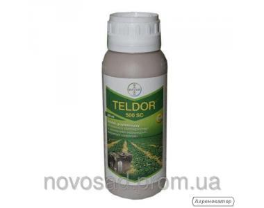 Teldor 500 SC (Тельдор) 0,5 л - контактний фунгіцид