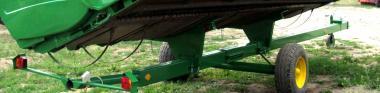 Візок John Deere 6,1 метрів (2002)
