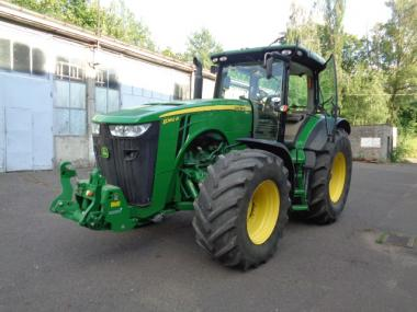 Трактор John Deere 8360R (2013)