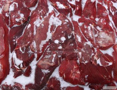 Продам мясо говядины(блочное). Высший сорт, 1 и 2 сорта