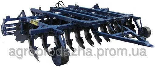 АГД-4.5Н агрегатируется с тракторами т-150к-ямз-6-8