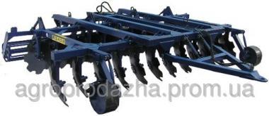 АГД-4.5 Н агрегатується з тракторами т-150к-ямз-6-8