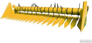 Пристосування для збирання соняшника ПС до всіх комбайнів