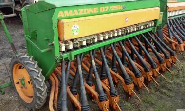 Сеялка механическая зерновая