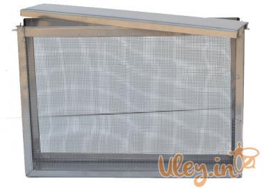Изолятор сетчатый на улей типа «Дадан» на 2 рамки