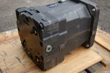 Linde HMV280-02 ремонт гідромотора