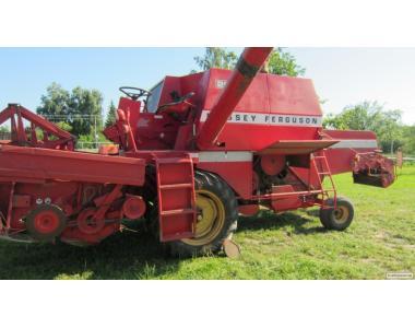 Комбайн зерновий Massey Ferguson 206 / Массей Фергюсон 206