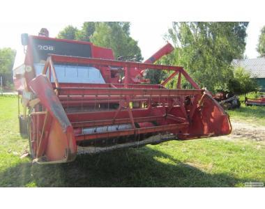 Комбайн зерновой Massey Ferguson 206 / Массей Фергюсон 206