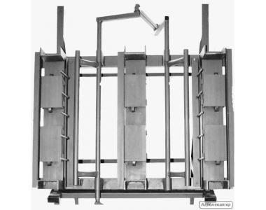 Стіл для виготовлення євро піддонів і полегшених піддон