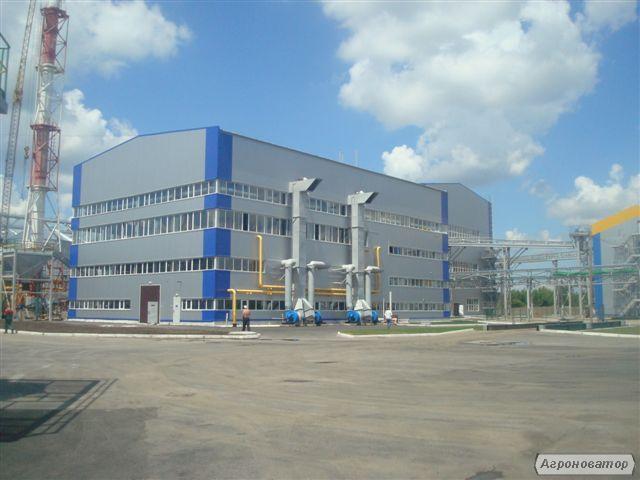 Комбикормовые заводы