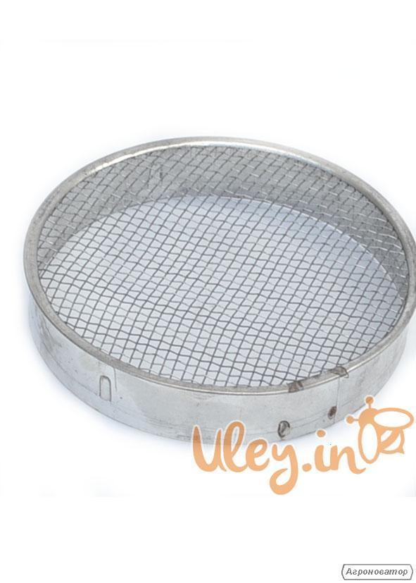 Ковпачок круглий металевий на 90 мм