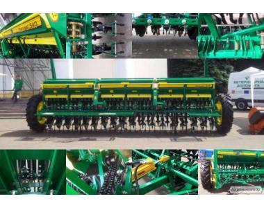 Зерновая сеялка Харвест 540