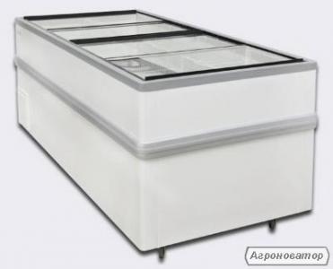 Морозильна бонета Bonvini BFG 1850 з гнутим склом