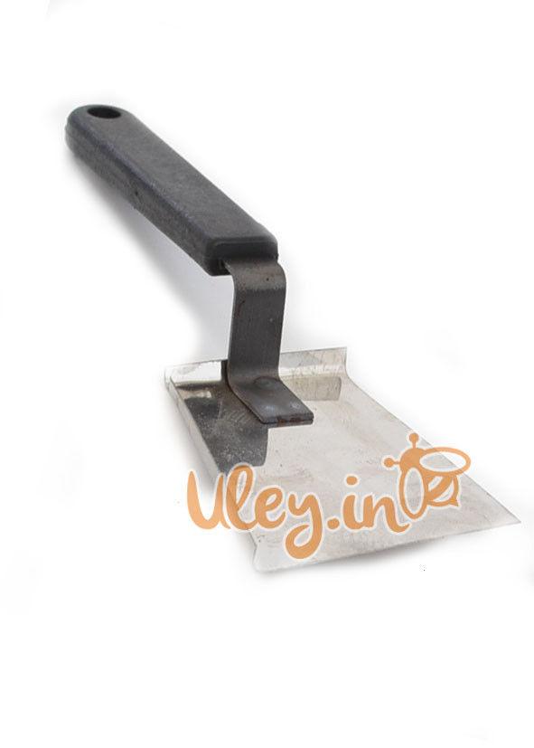 Скребок – лопатка с полимерной ручкой (из нержавеющей стали) НТЦ