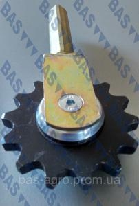 Натяжник мисовій ланцюга Fantini 10676 метал