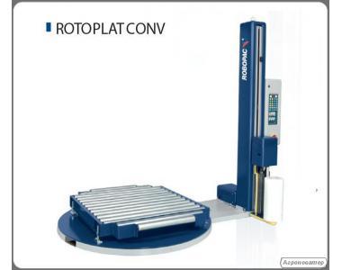 Оборудование для упаковки поддонов Rotoplat Conv