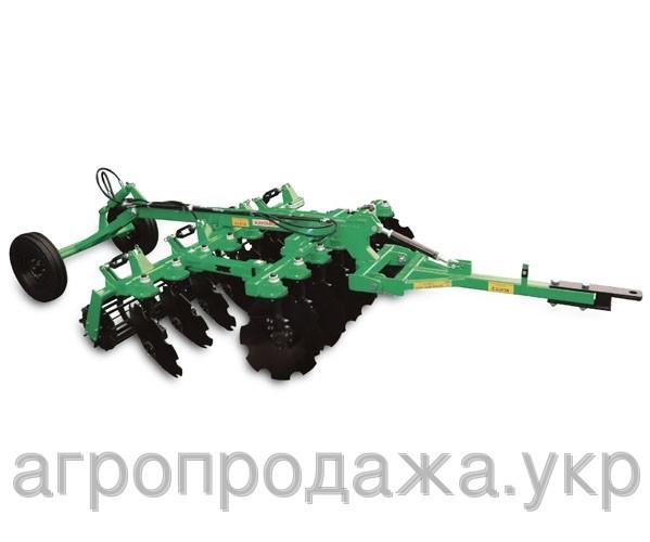 Агрегат ґрунтообробний напівнавісний АГН-2,5 (2) (не обслуговуються корпус )