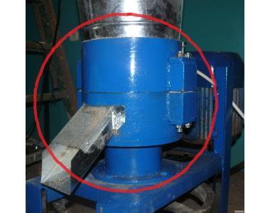 Голова гранулятора 100-120 кг/ч