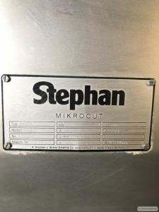 Эмульситатор (микро-куттер) Stephan MCHD40
