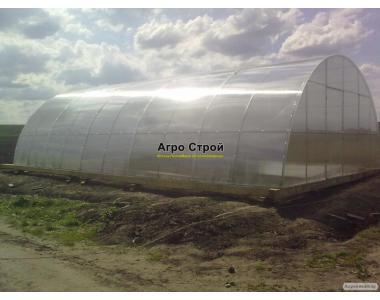 """Теплиці """"Славяночка"""" під полікарбонат від виробника"""