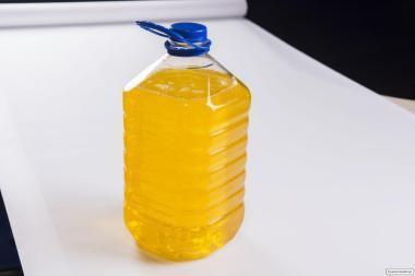 Масло подсолнечное нерафинированное   «Ядриця»