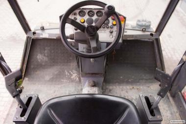 Каток дорожный HAMM HD75