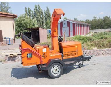 Измельчитель древесины Timberwolf 426SShred  (дробильная машина)