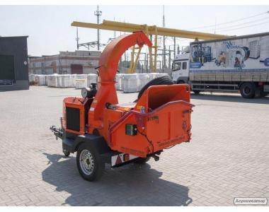 Подрібнювач деревини Timberwolf 426SShred (дробильна машина)