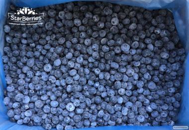 Заморожена ягода чорниці від виробника